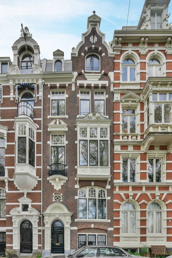 Weesperzijde, Amsterdam