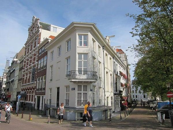 Kloveniersburgwal, Amsterdam