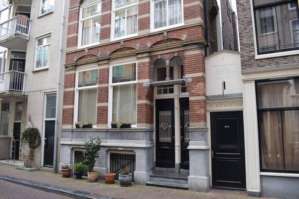 Korte Koningsstraat, Amsterdam