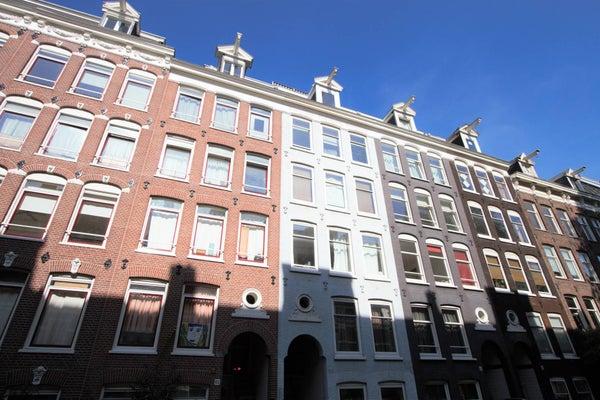 Tweede Jan van der Heijdenstraat, Amsterdam