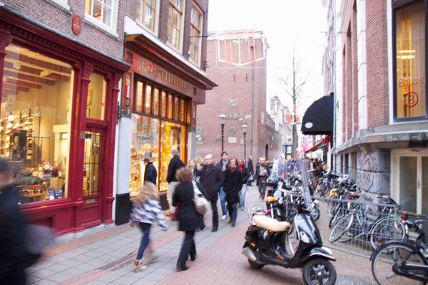 Sint Luciensteeg, Amsterdam