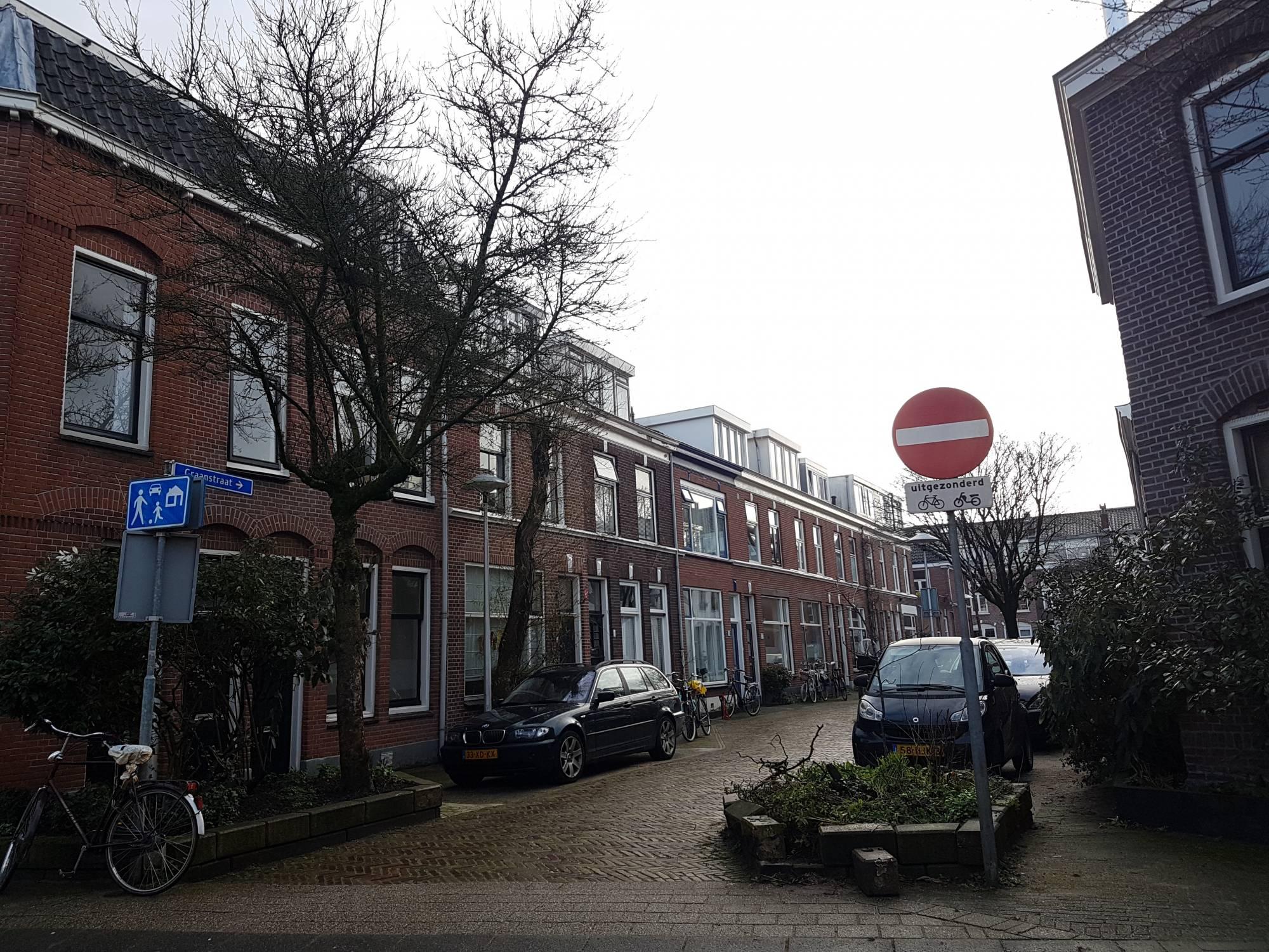 Utrecht, Graanstraat