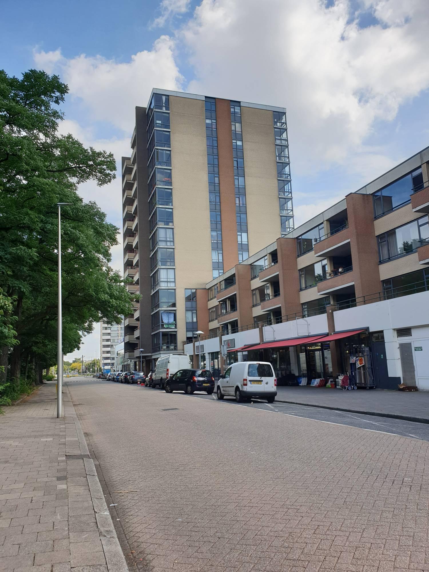 Utrecht, Bernadottelaan