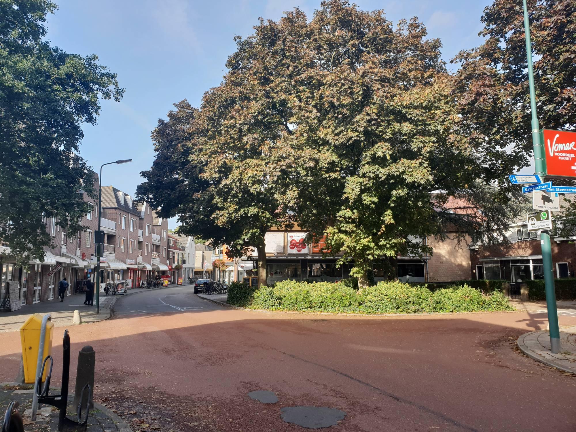 Maarssen, Nassaustraat