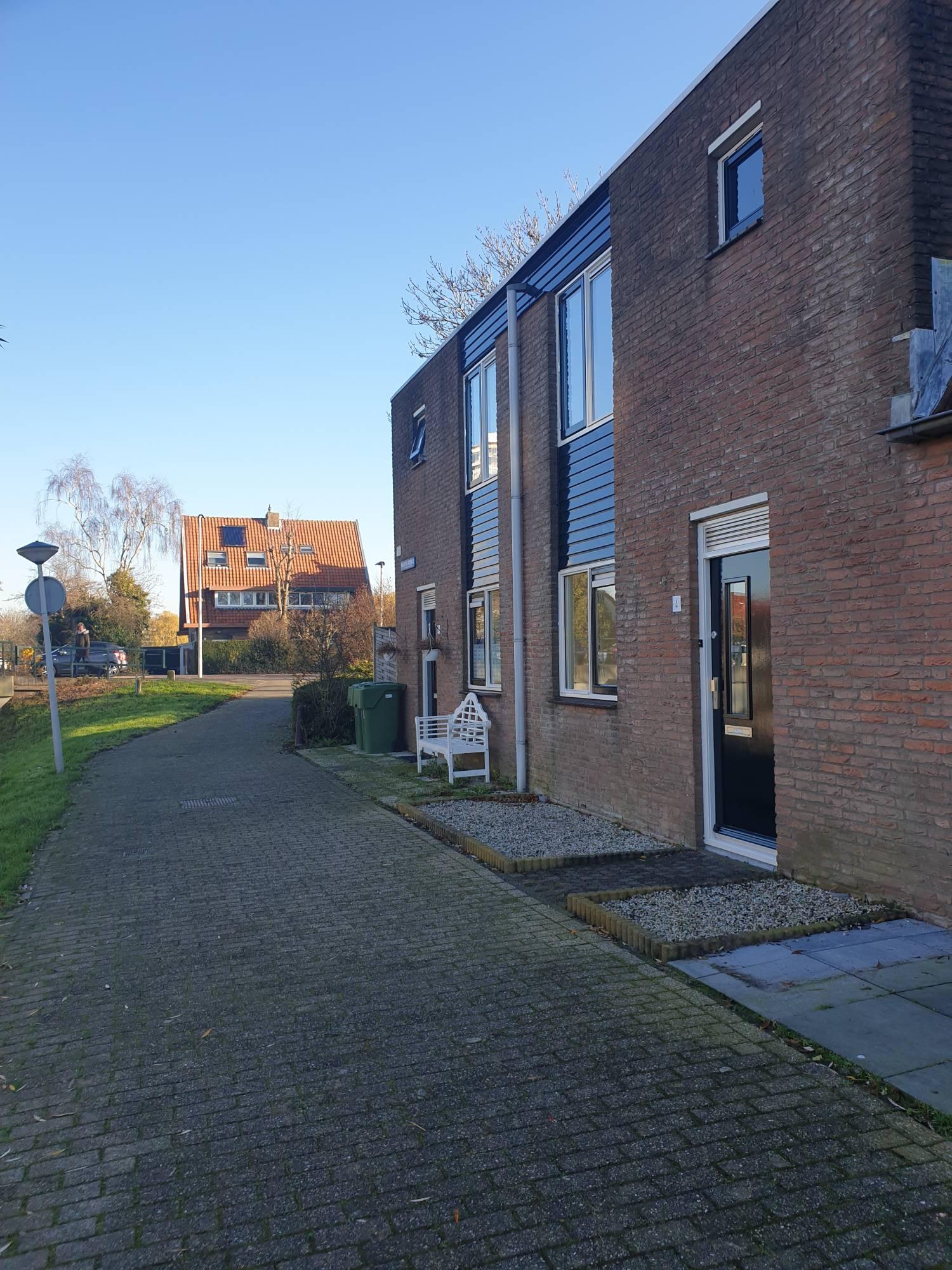 Leiden, Margaretha Simonskade