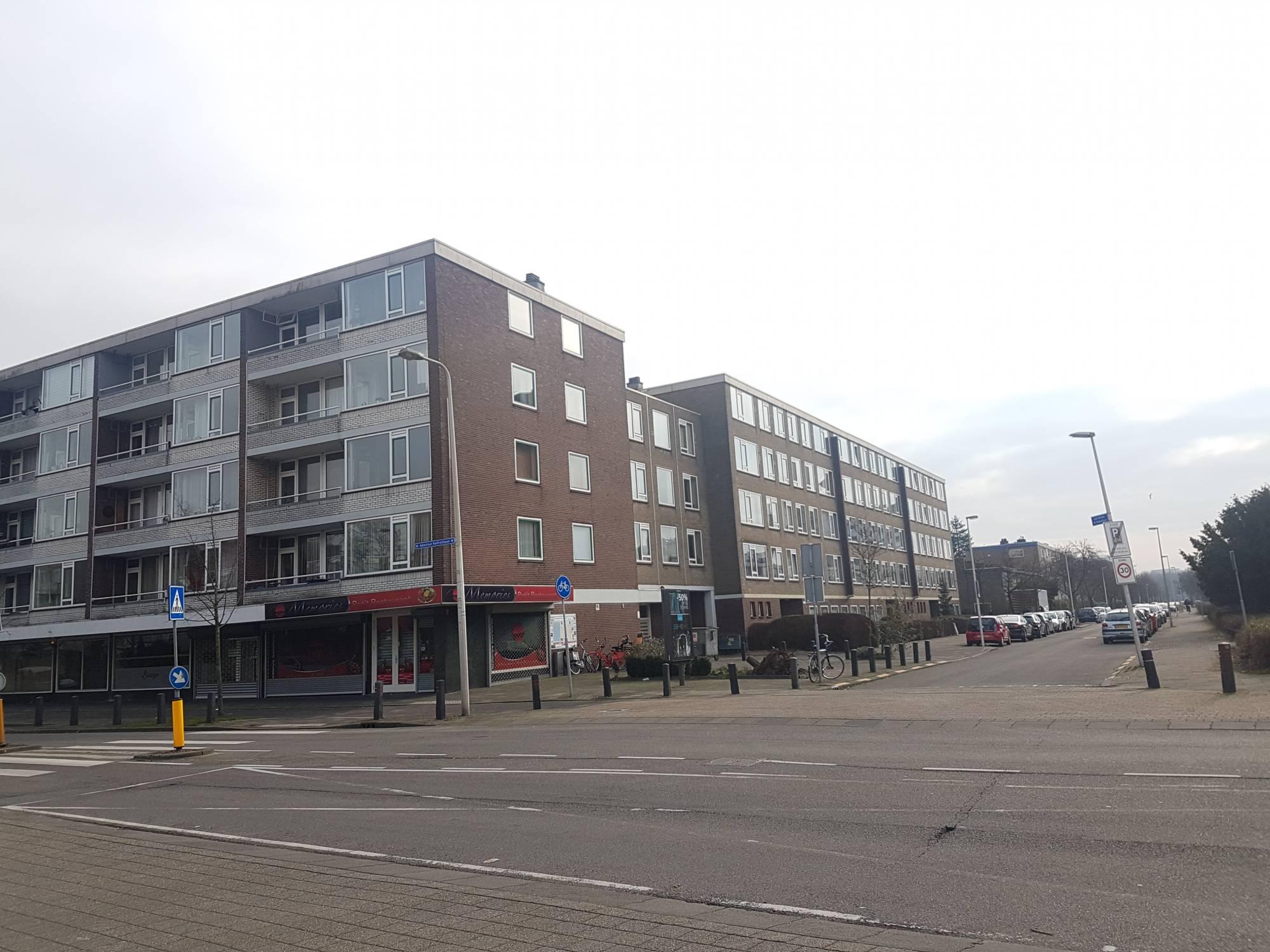 Utrecht, Van Vollenhovenlaan
