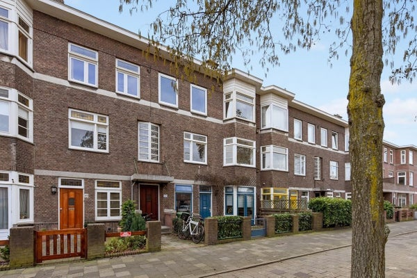 Koningin Wilhelminalaan, Voorburg