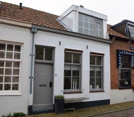Burgemeester Dregmansstraat, Middelburg