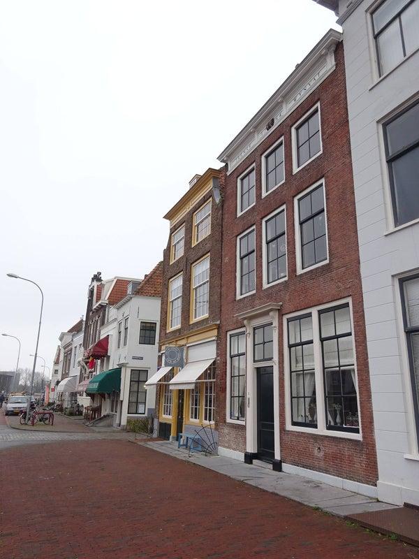 Houtkaai, Middelburg