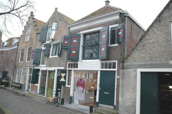 Wijngaardstraat, Middelburg