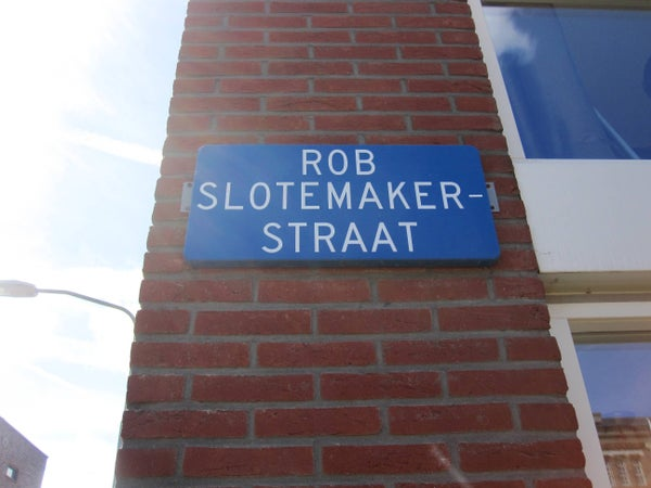 Rob Slotemakerstraat