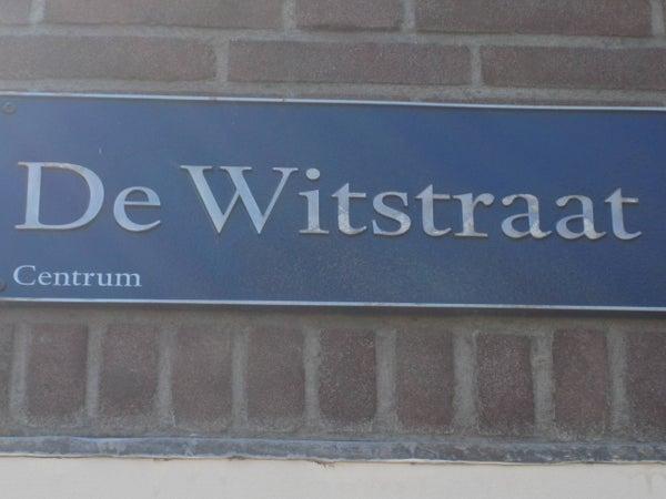 De Witstraat, Haarlem