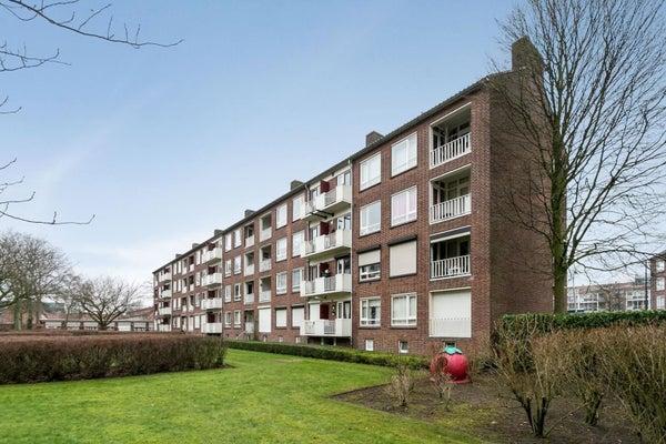 Mgr. Frenckenstraat, Breda