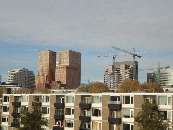 Van Leijenberghlaan, Amsterdam