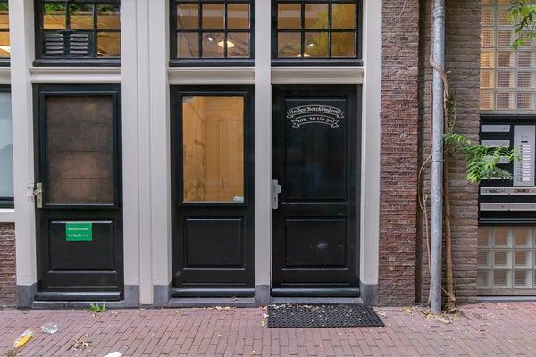 Dirk van Hasseltssteeg, Amsterdam