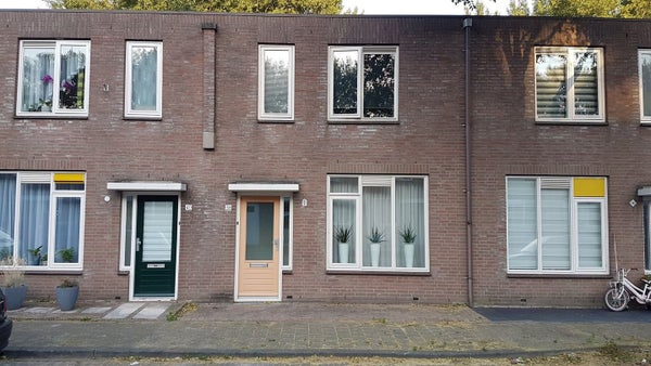 Johanna Ufkesstraat, Breda