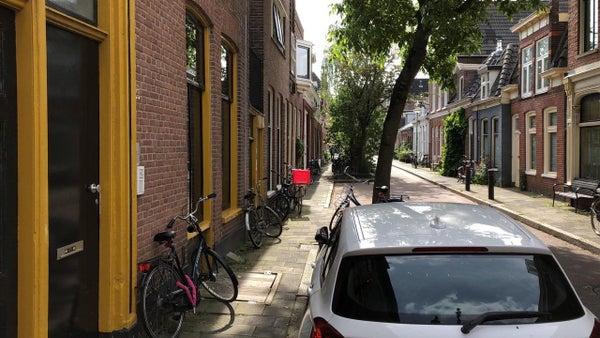 Mauritsdwarsstraat, Groningen