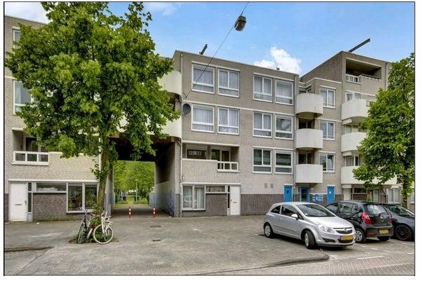 Alfred Dblinstraat, Amsterdam