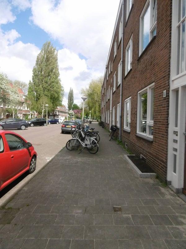 Johannes van der Waalsstraat, Amsterdam