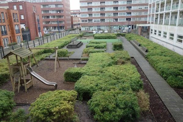 Baden Powellweg, Amsterdam