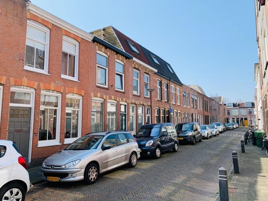 Alkmaar, Van der Woudestraat