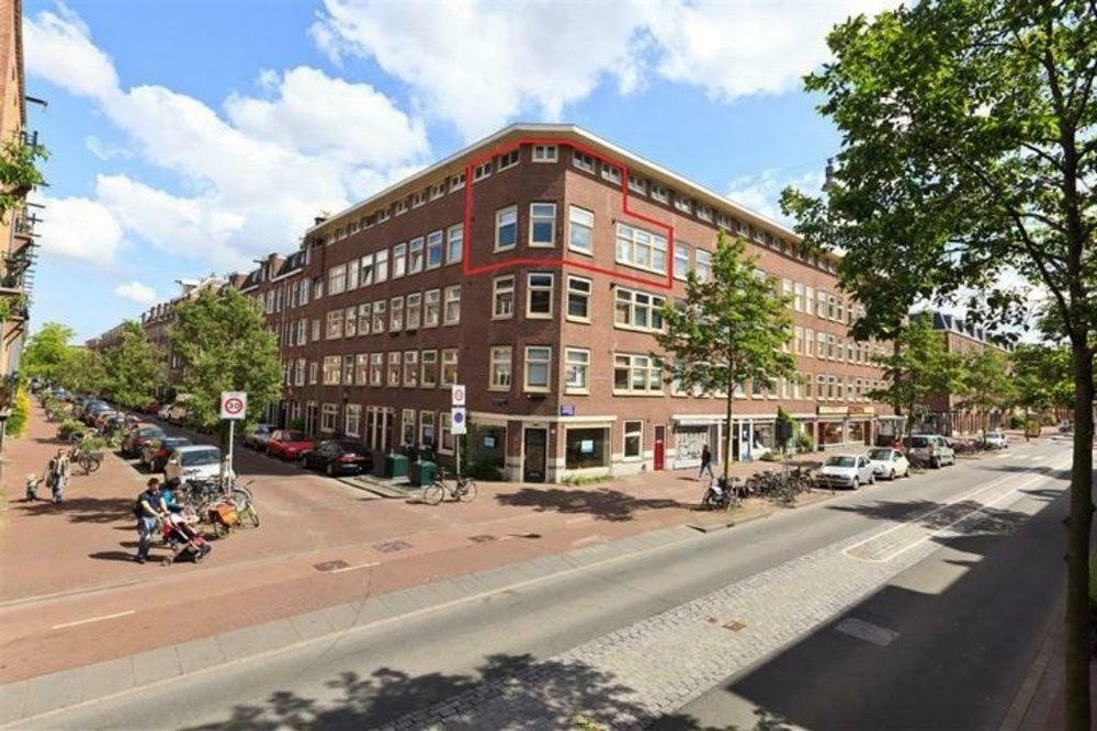 Amsterdam, Van Hallstraat