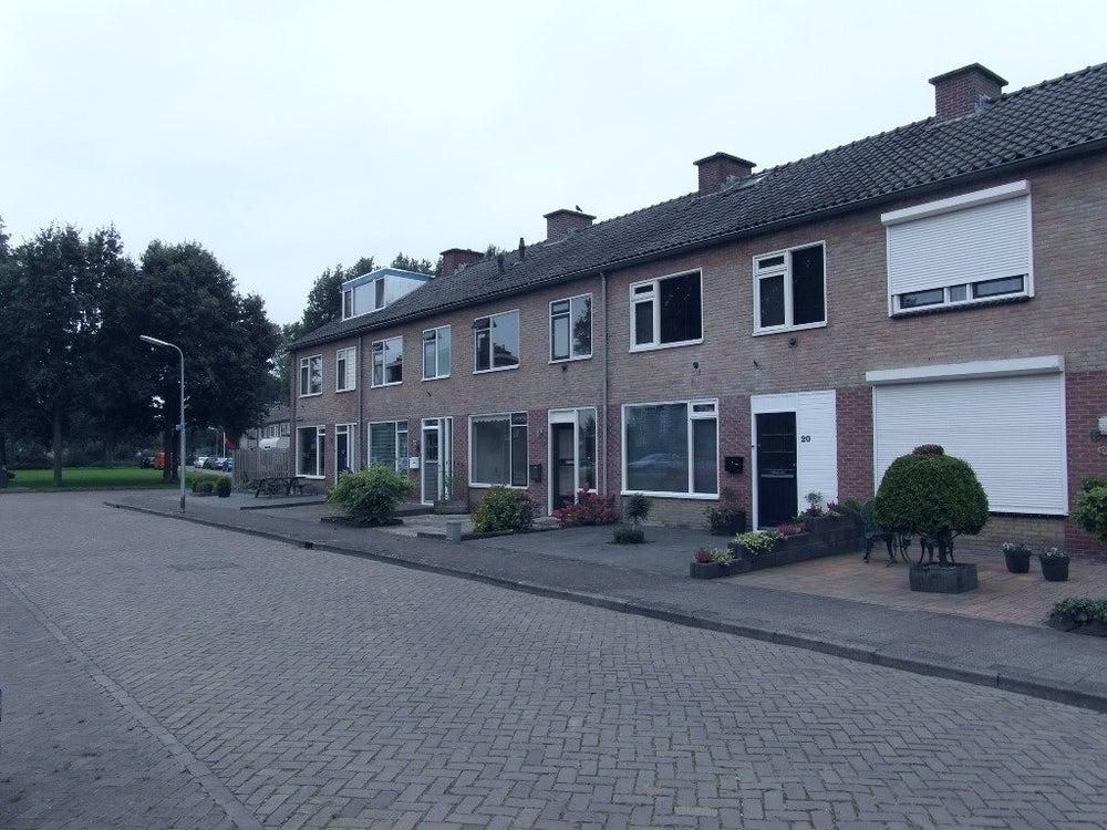 Hoogeveen, Spireastraat