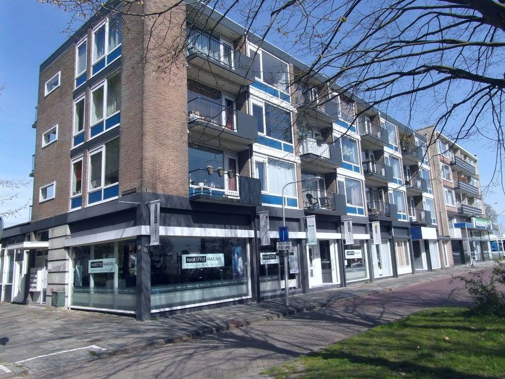 Leeuwarden, Prins Bernhardstraat