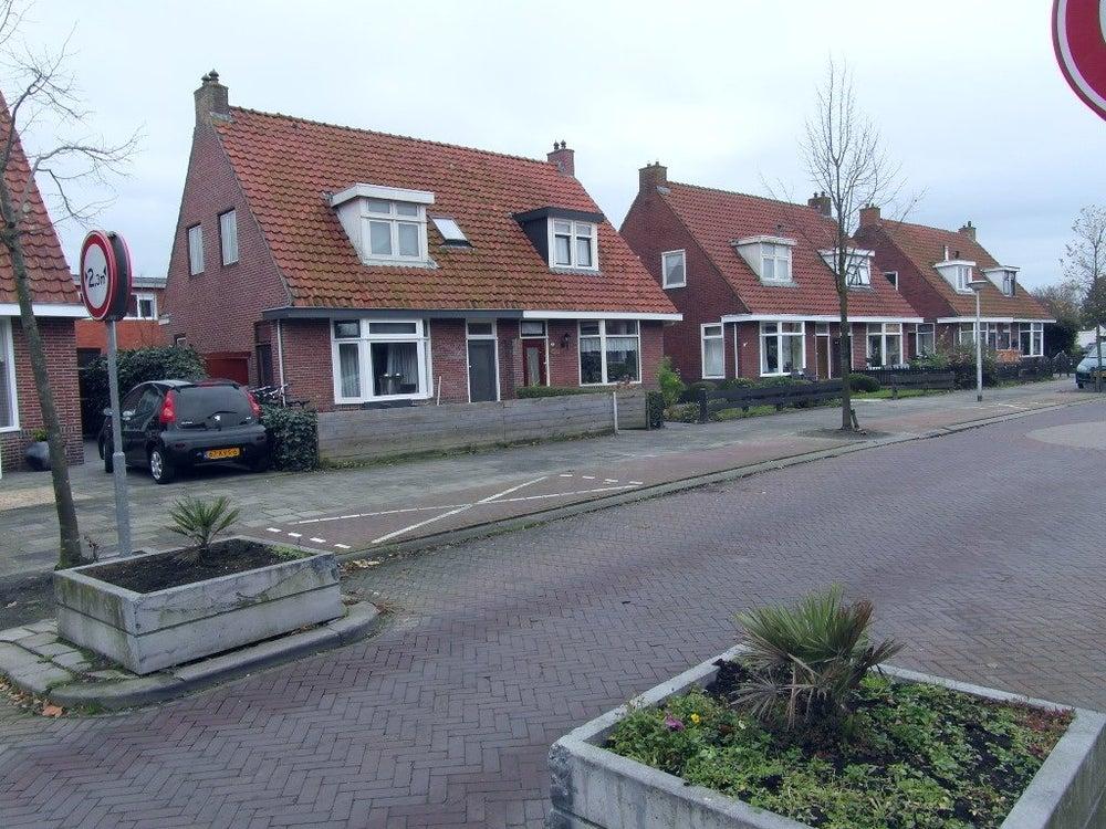 Leeuwarden, Tijnjedijk