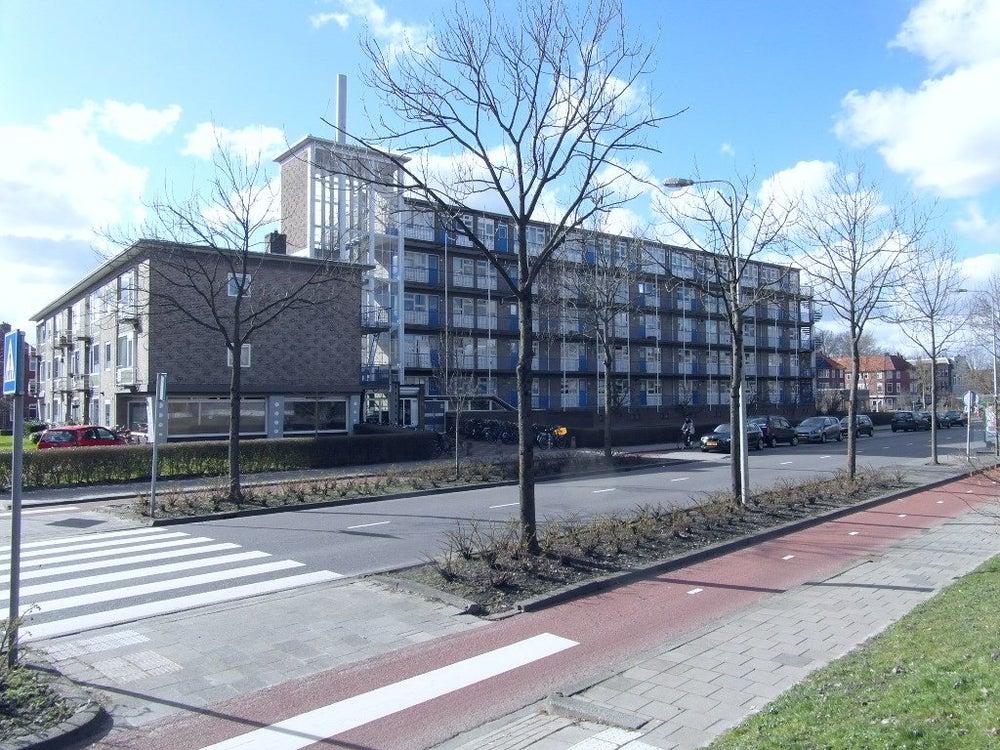 Groningen, Friesestraatweg