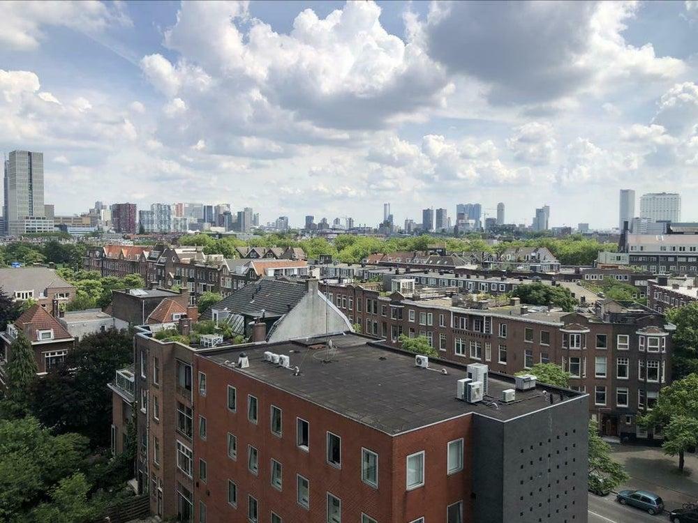 Rotterdam, Suze Groeneweglaan
