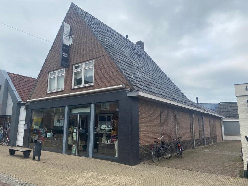 Wolvega, Hoofdstraat West