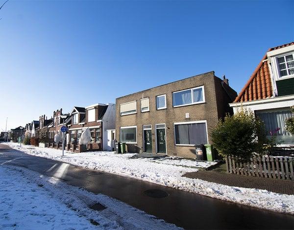Pieter Jelles Troelstralaan, Zaandam