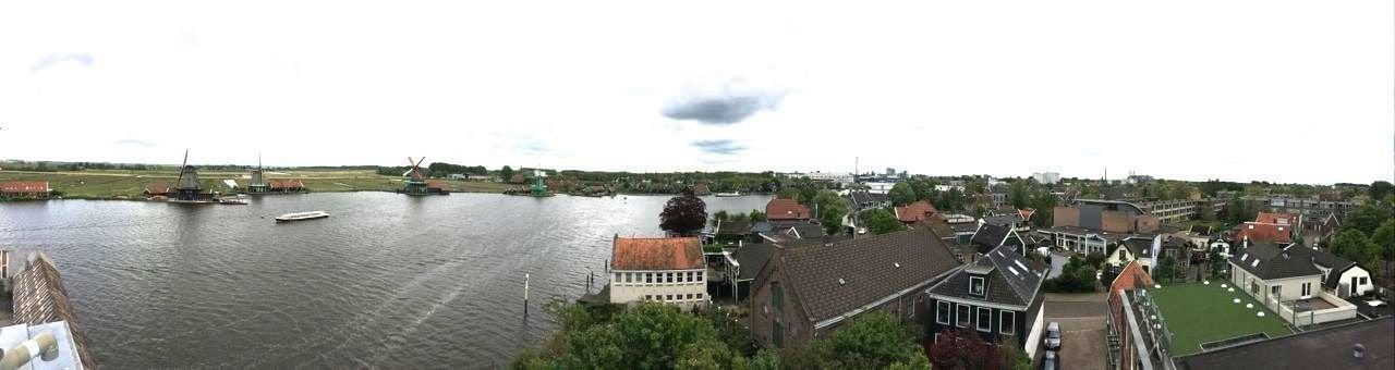 Lagedijk, Zaandijk