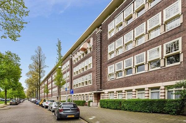 Minervalaan, Amsterdam