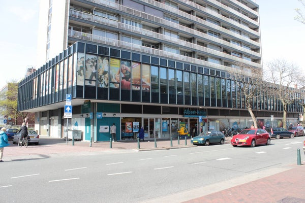 Laan van Nieuw-Oost-Indi, The Hague