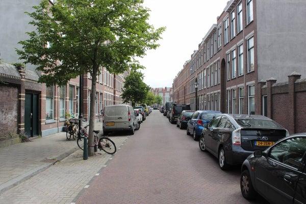 Halleystraat, The Hague