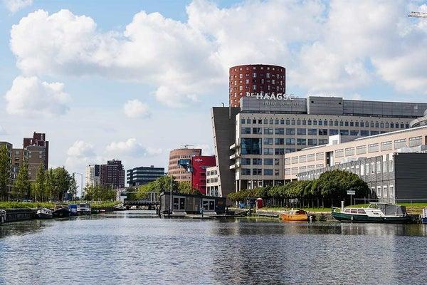 Calandkade, The Hague