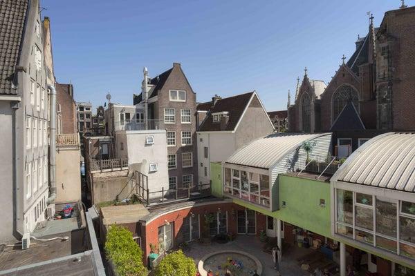 Lange Niezel, Amsterdam