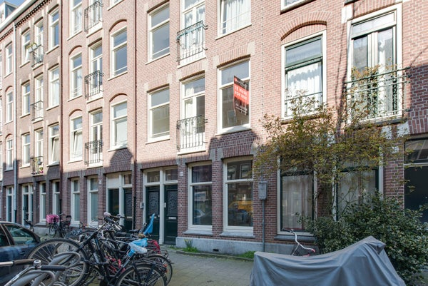 Borgerstraat, Amsterdam