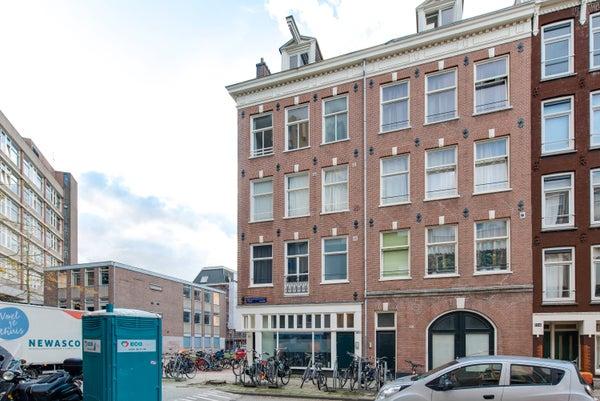 Van Oldenbarneveldtstraat, Amsterdam