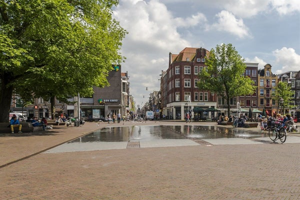 Haarlemmerplein, Amsterdam