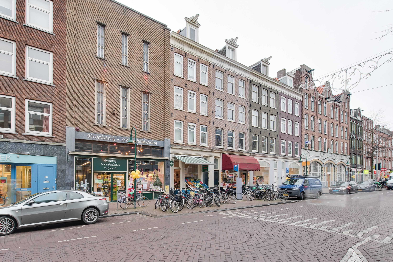 Foto van Spaarndammerstraat, Amsterdam