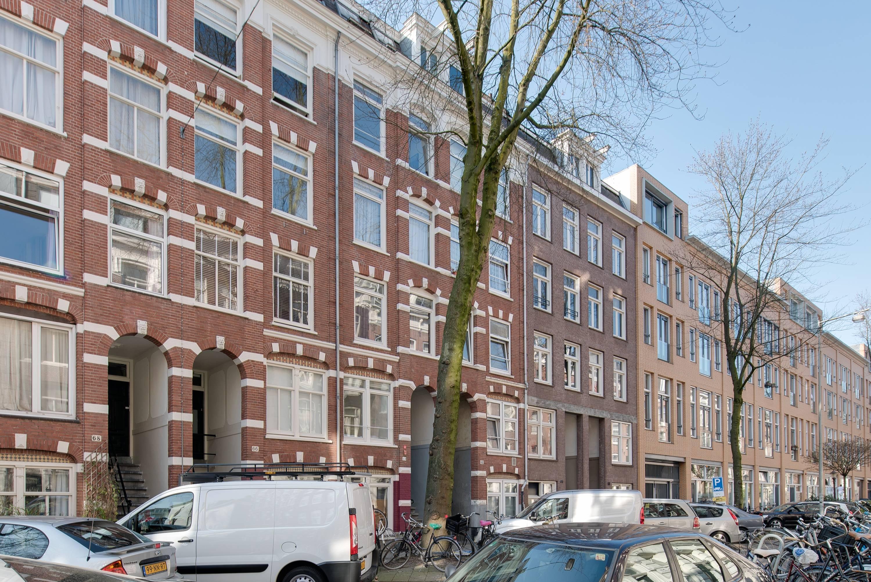 Foto van Van Oldenbarneveldtstraat 64 I, Amsterdam