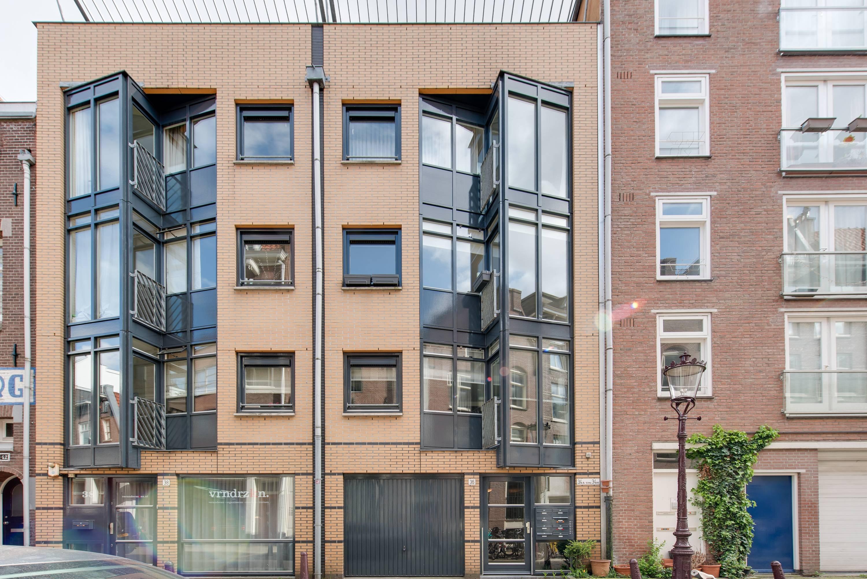 Foto van Utrechtsedwarsstraat 34 B, Amsterdam