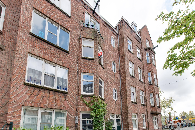 Foto van Van Hilligaertstraat 8 B, Amsterdam
