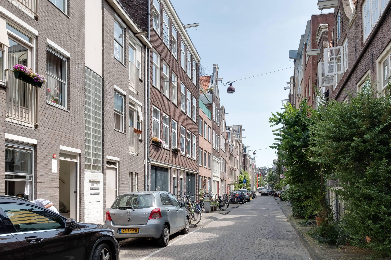 Foto van Goudsbloemstraat, Amsterdam