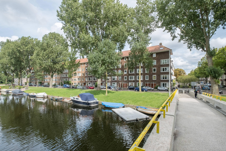 Foto van Postjeskade 137 1, Amsterdam