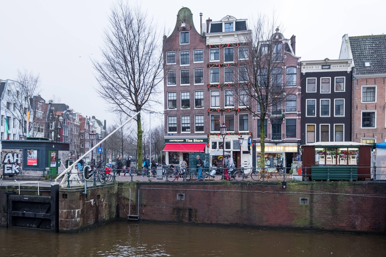 Foto van Brouwersgracht 2 D, Amsterdam