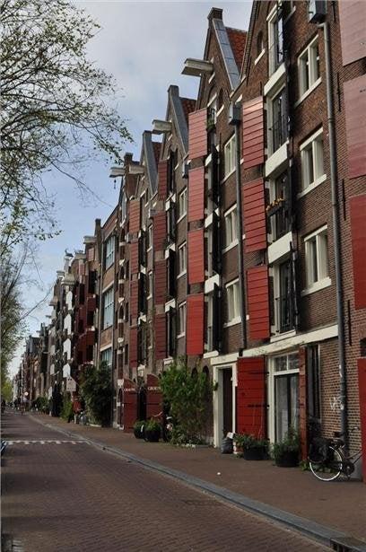 Foto van Brouwersgracht, Amsterdam